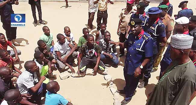 NSCDC Officials Commence Security Tour In Northeast Schools