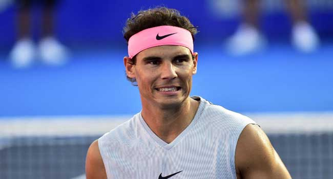 Rafael Nadal Withdraws from the BNP Paribas Open and the Miami Open