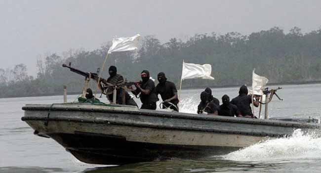 Pirates Abduct Six Sailors From Oil Tanker