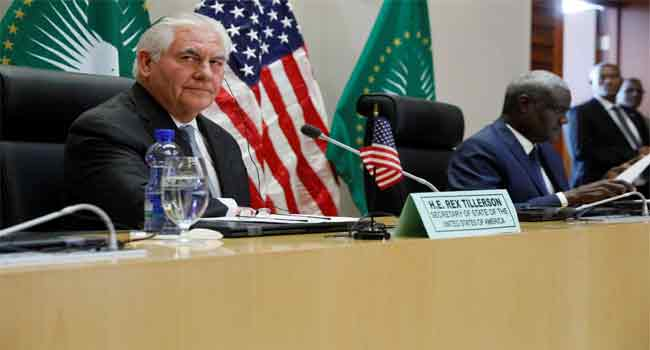 Africa, United States Move On From 'Shithole' Remarks As Tillerson Starts Tour