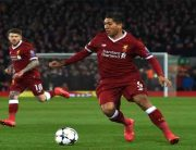Firmino Suffers Injury After Liverpool's Five-Goal Rout