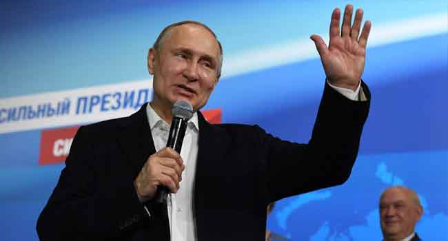 Putin Accuses Western Social Media Of Ignoring Russian Law