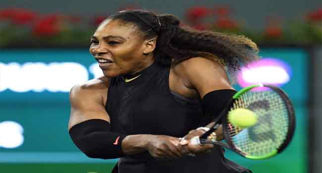 Timeline Of Serena's Performance At French Open