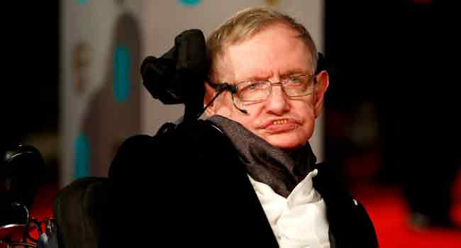 Thousands Pay Tributes To Stephen Hawking On Twitter