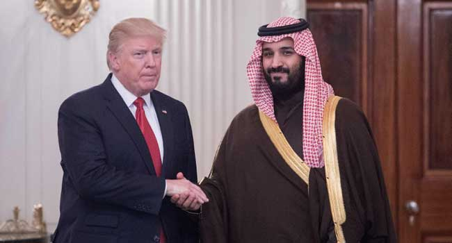 Kashoggi: Trump Admits Saudi Crown Prince Could Have Known Of Murder