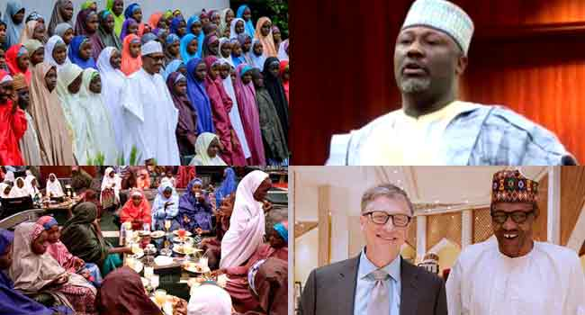 Week In Review: Dapchi Girls' Freed, More Trouble For Melaye