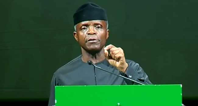 Corruption Of Previous Five Years Destroyed Nigeria's Economy – Osinbajo