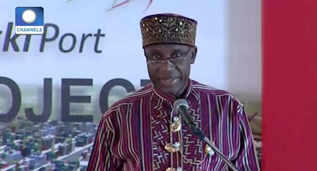Why Lekki Deep Seaport Is Important To Nigeria's Economy – Amaechi