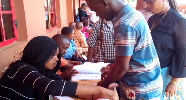 Oyegun calls PDP 'silly' for boycotting Edo LG election