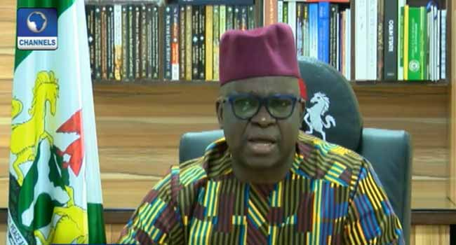 Killings: Fayose Calls For Foreign Intervention