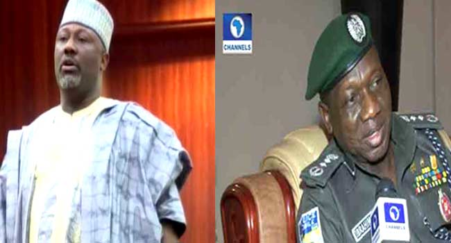 Arms Allegation: Melaye Gives IGP 48hrs To Produce Escaped Suspects