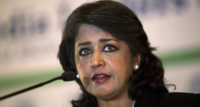 Vice President Takes Over As Mauritius Female Leader Steps Down
