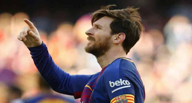 Barcelona Announce Messi As Captain