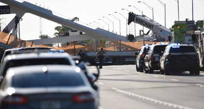Death Toll In Miami Bridge Collapse Rises To Six