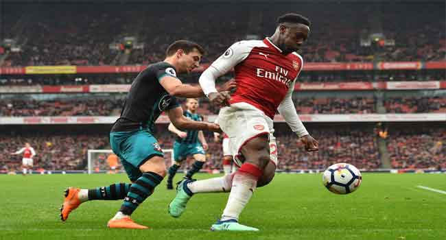 Arsenal's Welbeck Suffered 'Significant' Ankle Injury