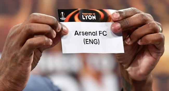 Europa League semi-final opponents revealed
