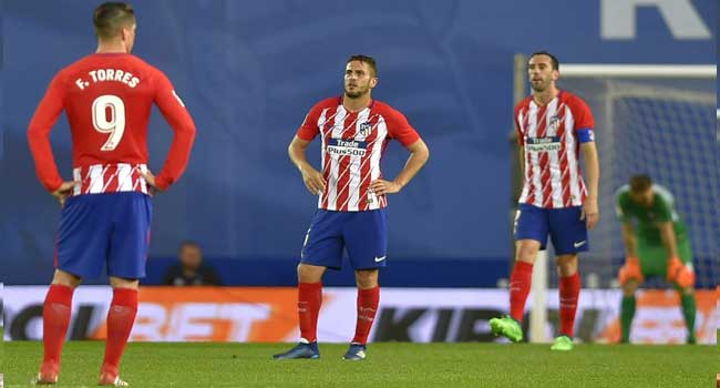 Juanmi Double Blows Hole In Atletico's Title Hopes