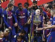 Brilliant Barcelona Batter Sevilla To Win Copa Del Rey
