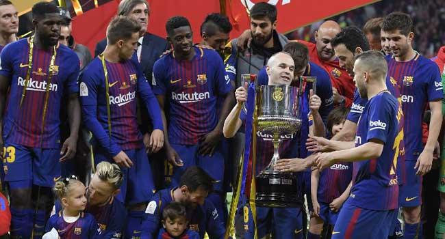 Valverde Declares Barcelona Best Team In Spain