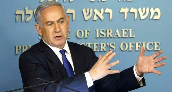 Netanyahu Cancels United Nations' Deal On African Migrants
