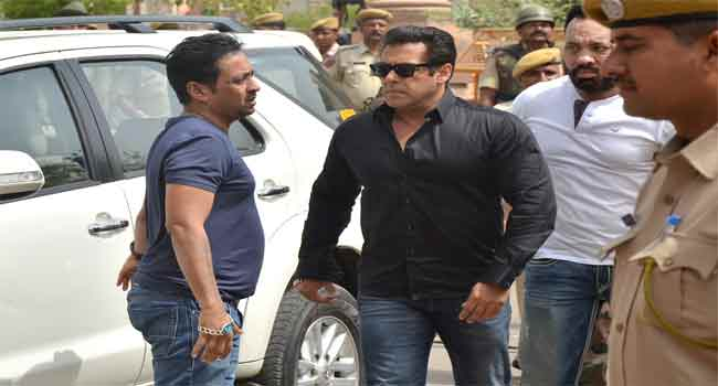 Bollywood star Salman Khan guilty of poaching