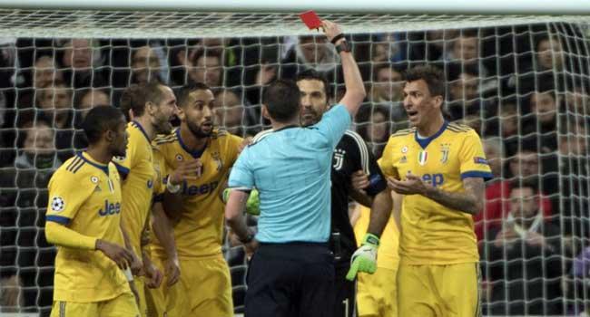 Buffon Has No Regrets Over Referee Rant