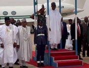 Buhari Visits Bauchi State