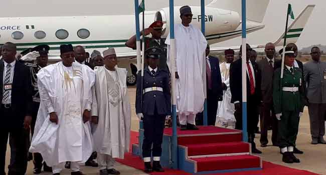 Corrupt Politicians Must Return Looted Funds – Buhari