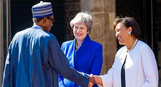 Buhari Joins Queen Elizabeth, Others At Commonwealth Leaders' Meeting