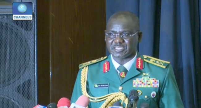 SERAP, EiE, BudgIT Ask Buratai To Account For Money Spent Fighting Boko Haram, Others