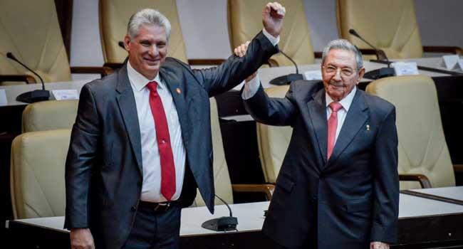 Cuba Marks End Of Castro's Era, Diaz-Canel Emerges President