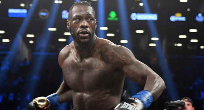 Wilder 'Will Come To UK' For Joshua Clash, Manager Insists