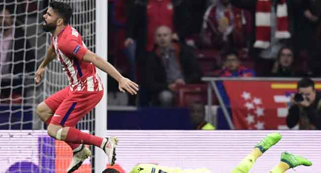 Costa Back At Bernabeu For Atletico, Real Madrid Derby