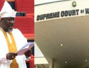 Stop My Recall, Melaye Tells Supreme Court