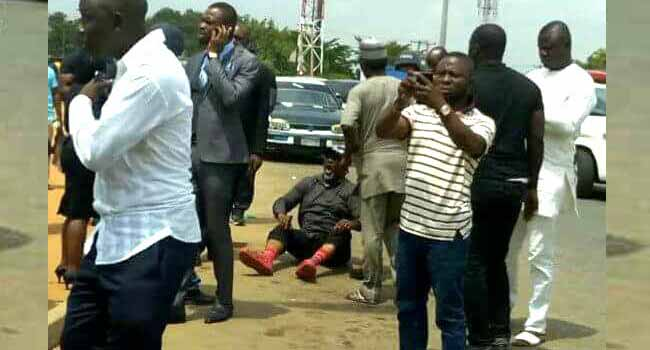How Hoodlums Tried To Help Dino Melaye Escape From Custody – Police
