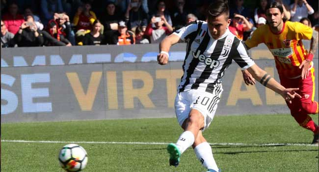 Dybala Hat-Trick Stretches Juventus' Lead In Serie A