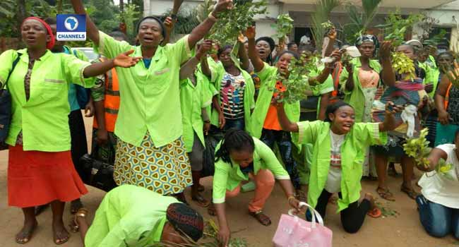 Edo Road Sweepers Protest Non Payment Of Allowances
