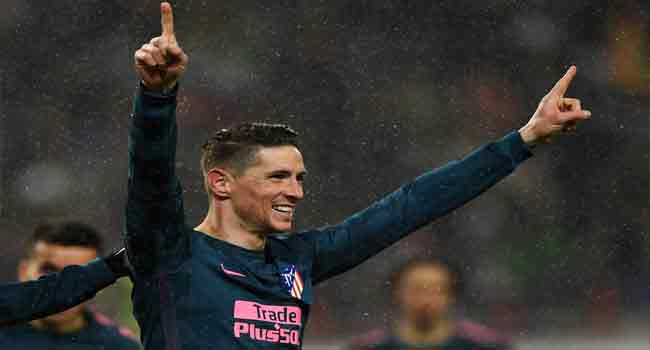 Torres To Leave Atletico At End Of Season