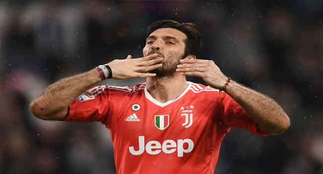 Buffon Should Watch His Mouth, Says Italian Referee