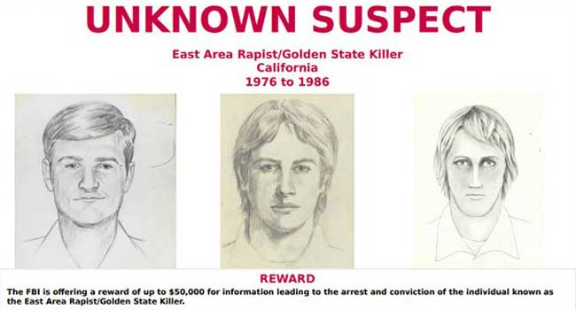 How DNA Aided Capture Of 'Golden State Killer', Decades After Crimes