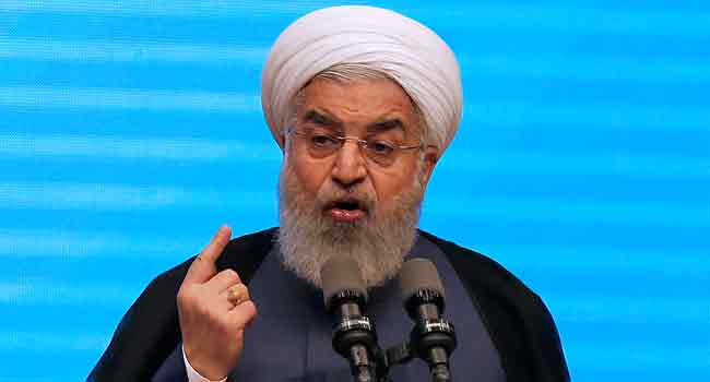 Iran President Rouhani May Skip UNGA Over US Visa Delay