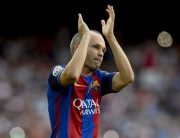 Chinese Club Denies Move For Barca's Iniesta