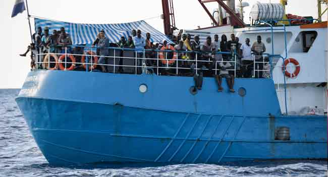 Two Pregnant Women, 194 Other Migrants Rescued Off Libya