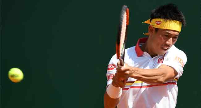 Nishikori Retires From First Match At Barcelona Open