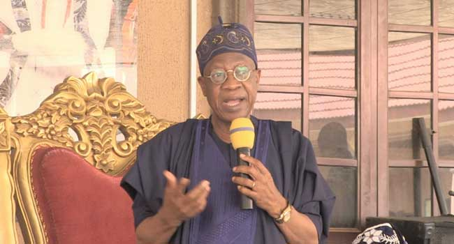 Offa Bank Robbers Won't Go Unpunished – Lai Mohammed