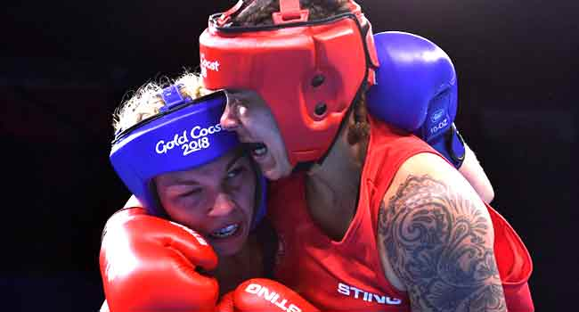 From International Footballer To Commonwealth Boxing Medallist