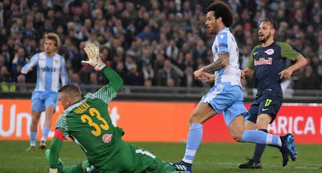 Lazio, Atletico Record Home Wins In Europa Clashes
