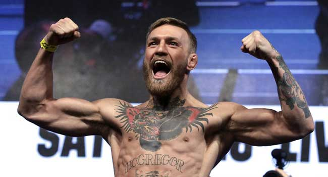 McGregor Charged With Assault, Due In New York Court