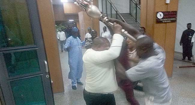Mace Theft, An Attempt To Truncate Nigeria's Democracy – PDP