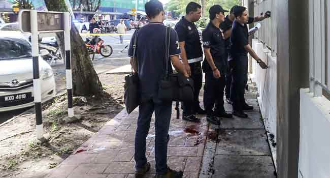 Malaysia Discovers Motorbike Allegedly Used In Killing Palestinian